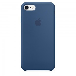Apple Silicone Case Ocean Blue for iPhone 7