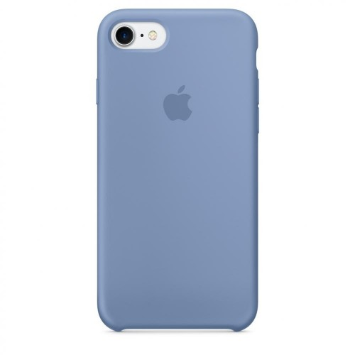Apple Silicone Case Azure for iPhone 7