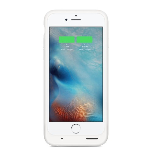 Apple Smart Battery Case White для iPhone 6/6S