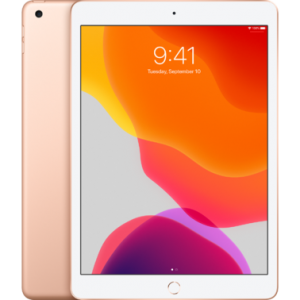 "iPad 10.2"" 2019 Wi-Fi + LTE 128Gb Gold"