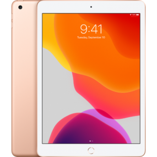 "iPad 10.2"" 2019 Wi-Fi 128Gb Gold"