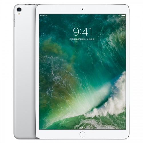 Apple iPad Pro 10,5 Wi-Fi 256 GB Silver