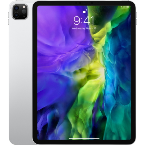 iPad Pro 11 Wi-Fi + Cellular 128GB Silver (MY342, MY2W2)