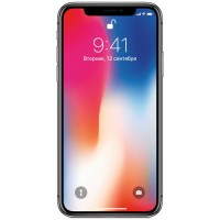 Apple iPhone X 64Gb Space Gray - Предзаказ