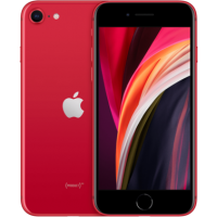 Apple iPhone SE 64GB PRODUCT Red 2020