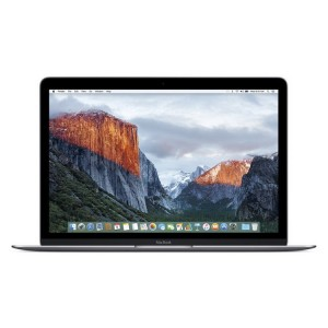 "Apple MacBook 12"" Space Grey (MLH72) 2016 (Core M 1.1GHz / 8 GB RAM / 256Gb SSD / Iris Graphics)"