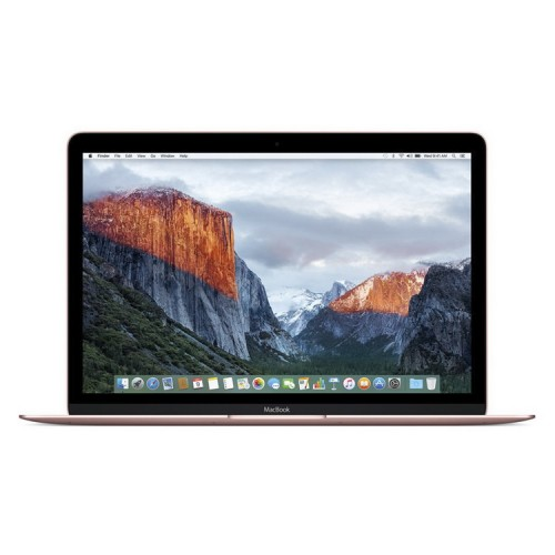 "MacBook 12"" MMGL2 (Core M3 1.1GHz / 8GB RAM / 256GB Flash/ Iris Graphics ) Rose Gold"