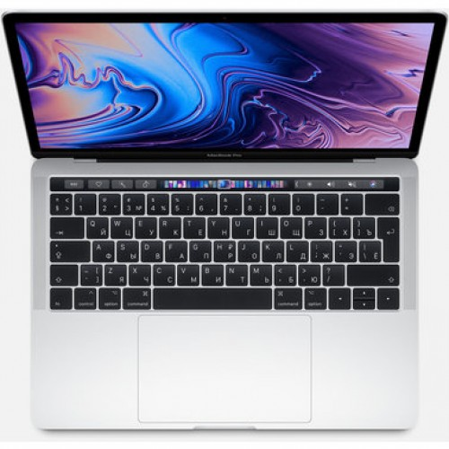 "MacBook Pro 13"" Retina MV9A2 (i5 2.4GHz/ 512GB SSD/ 8GB/Intel Iris Plus Graphics 655 with TouchBar) Silver"