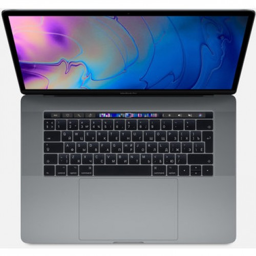 "MacBook Pro 15"" Retina MV902 (i7 2.6GHz/ 256GB SSD/ 16GB/Radeon Pro 555X with 4 GB with TouchBar) Space Grey"