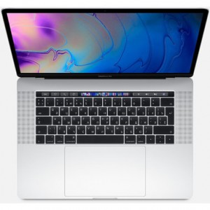 "MacBook Pro 15"" Retina MV932 (i9 2.3GHz/ 512GB SSD/ 16GB/Radeon Pro 560X with 4 GB with TouchBar) Silver"