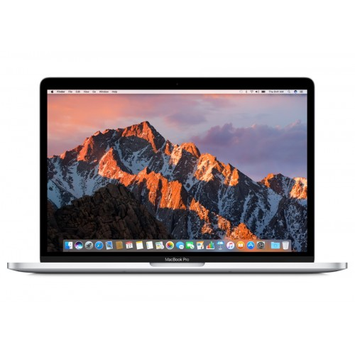 MacBook Pro 13 Silver MLUQ2 (i5 2.0GHz/ 256GB SSD/ 8GB/Intel Iris Graphics 540)